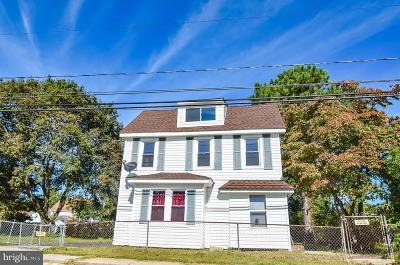 Middletown Single Family Home For Sale: 121 Anderson Street