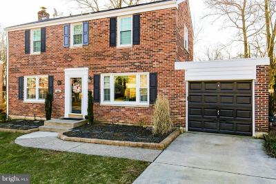 Wilmington Single Family Home For Sale: 242 Waverly Road
