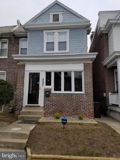 Wilmington DE Single Family Home For Sale: $189,500