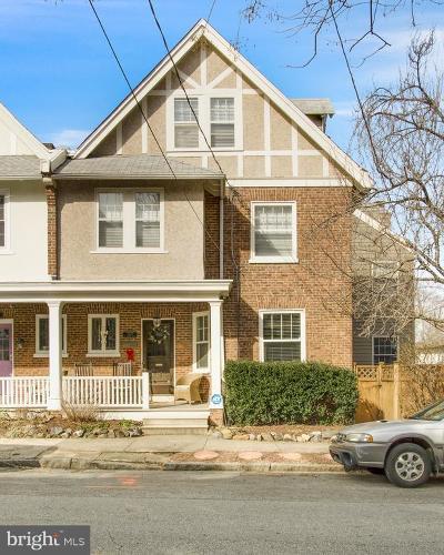 Single Family Home For Sale: 1607 N Rodney Street