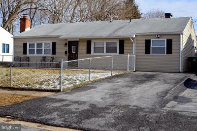 New Castle Single Family Home For Sale: 9 Wardor Avenue
