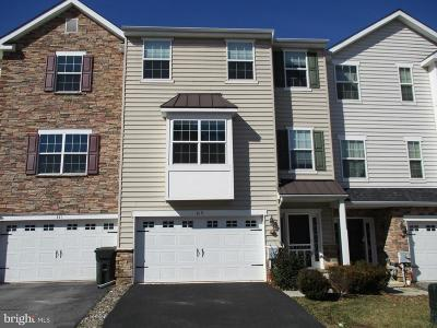 Newark Townhouse For Sale: 819 S Twin Lakes Boulevard