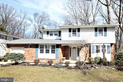 Newark Single Family Home For Sale: 159 Woodshade Drive