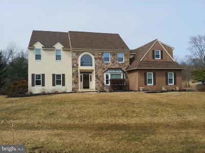 Hockessin Single Family Home For Sale: 108 Bellfield Court