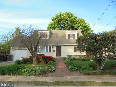 Newark DE Single Family Home For Sale: $270,000
