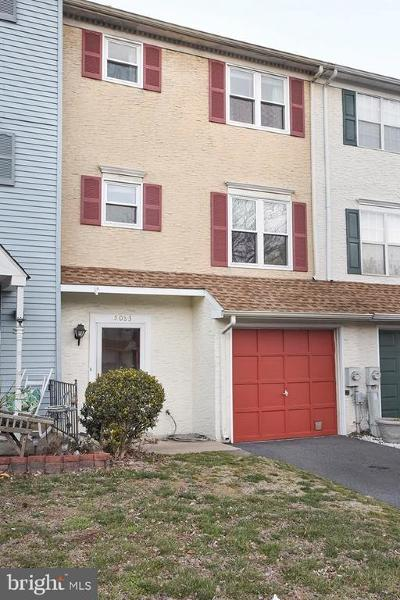 Townhouse For Sale: 5083 W Woodmill Drive