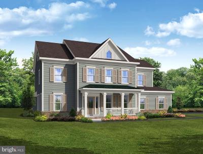 New Castle County Single Family Home For Sale: 001 Alexander Calder Court