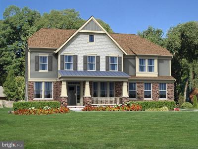New Castle County Single Family Home For Sale: 002 Alexander Calder Court
