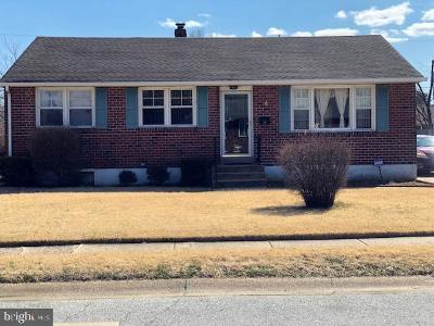 New Castle County Single Family Home For Sale: 4 Fluvanna Court