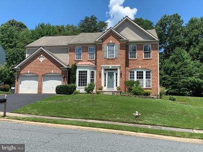 Newark Single Family Home Active Under Contract: 110 Entre Lane
