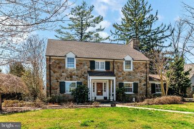 Wilmington Single Family Home For Sale: 1108 Brandon Lane