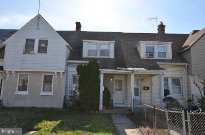 Townhouse For Sale: 14 W Brandywine Avenue