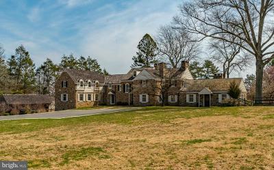 Newark, Kennett Square, Middletown, Wilmington, Greenville, Centerville, Chadds Ford, Landenberg Single Family Home For Sale: 2207 Old Kennett Road