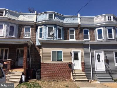 Wilmington Townhouse For Sale: 2709 N Madison Street