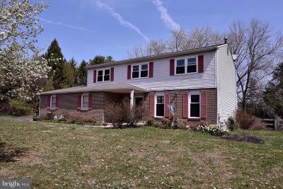 Hockessin Single Family Home For Sale: 17 Gates Circle