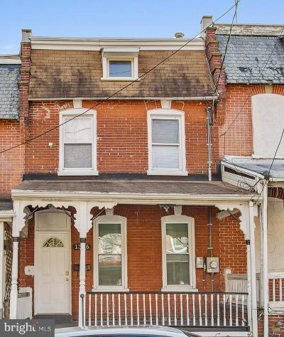 Wilmington Townhouse For Sale: 1316 W 5th Street