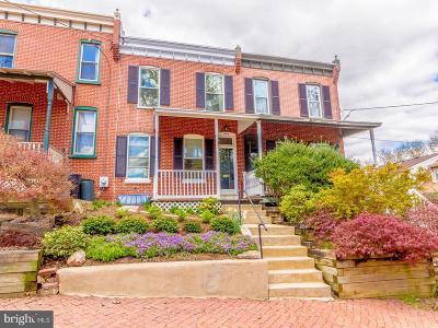 Wilmington Townhouse For Sale: 1409 N Adams Street