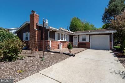 Newark Single Family Home Under Contract: 34 Windflower Drive