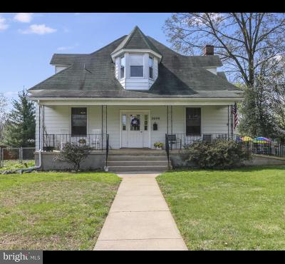 New Castle County Single Family Home For Sale: 2600 Washington Avenue