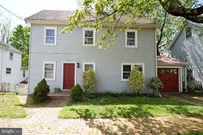 Odessa Single Family Home For Sale: 406 High Street