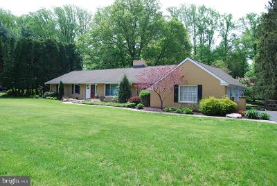 Hockessin Single Family Home For Sale: 106 Sheffield Drive