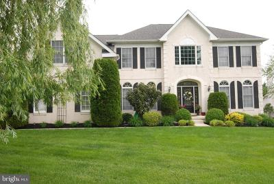 New Castle County Single Family Home For Sale: 1 Spring Valley Lane