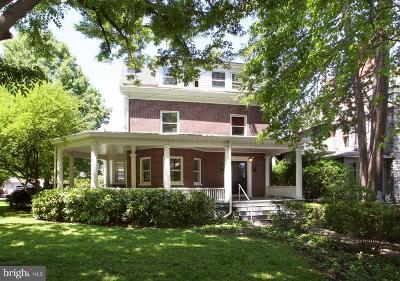 New Castle County Single Family Home For Sale: 1005 N Broom Street