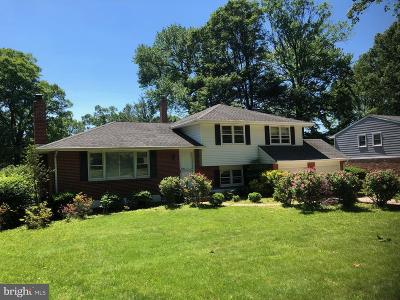 Wilmington Single Family Home For Sale: 2404 Silverside Road