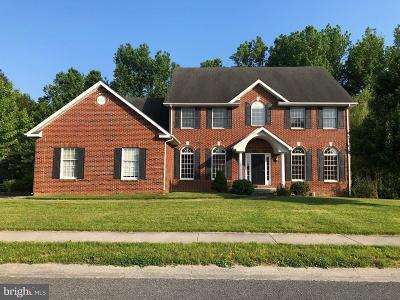 Bear Single Family Home For Sale: 106 N Gabriel Drive