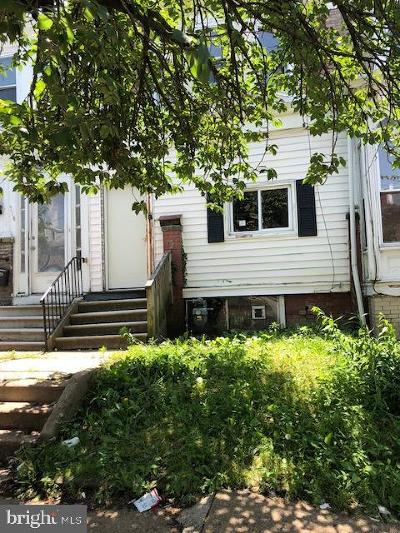 Townhouse For Sale: 712 E 22nd Street