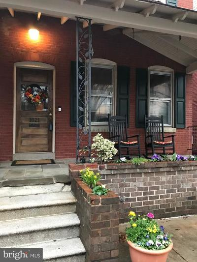 Wilmington Single Family Home For Sale: 1621 N Rodney Street