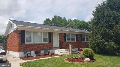 Delaware City Single Family Home For Sale: 133 Reybold Drive