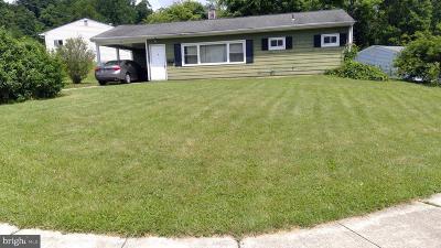 Newark DE Single Family Home For Sale: $269,900
