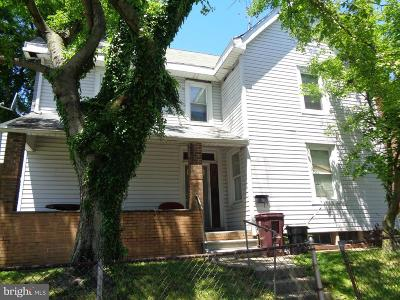 Wilmington Multi Family Home For Sale: 2901 N West Street