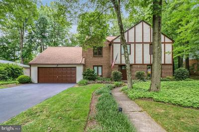 Single Family Home For Sale: 733 Burnley Road