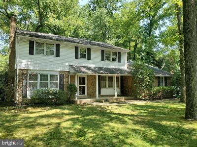Wilmington Single Family Home For Sale: 2513 Pennington Drive
