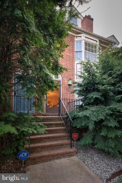 Townhouse For Sale: 904 Lovering Avenue