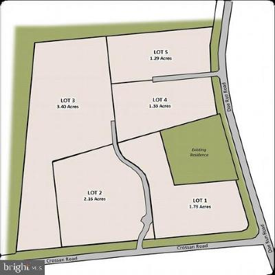 Newark Residential Lots & Land For Sale: 708 Crossan Road #3 LOT