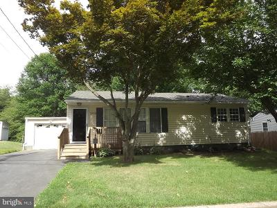 Wilmington DE Single Family Home For Sale: $212,000