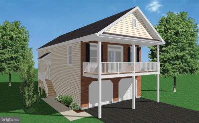 Delaware City Single Family Home For Sale: 208 Bayard Street