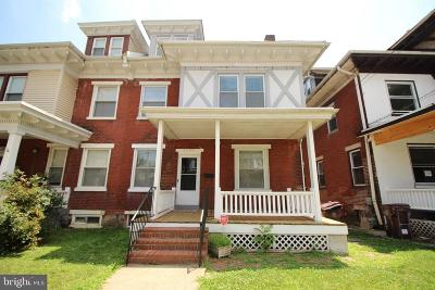 Wilmington Single Family Home For Sale: 1908 N Washington Street