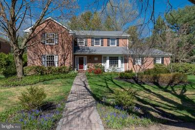Wilmington Single Family Home For Sale: 615 Berwick Road