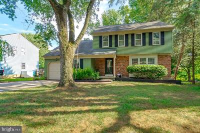 Hockessin Single Family Home For Sale: 20 Quail Hollow Drive