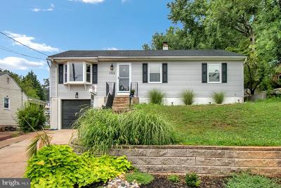 Single Family Home For Sale: 1715 Pennrock Road