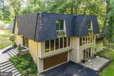 Hockessin Single Family Home For Sale: 405 Snuff Mill Hill Road
