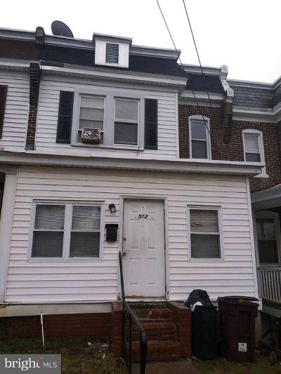 Townhouse For Sale: 512 W 30th Street