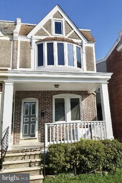 Single Family Home For Sale: 3308 N Jefferson Street