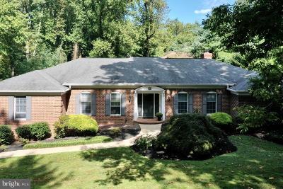 Wilmington Single Family Home For Sale: 605 Cheltenham Road