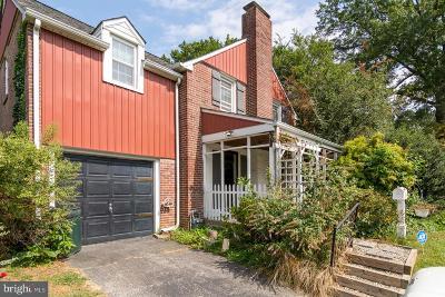 Wilmington Single Family Home For Sale: 19 W Salisbury Drive