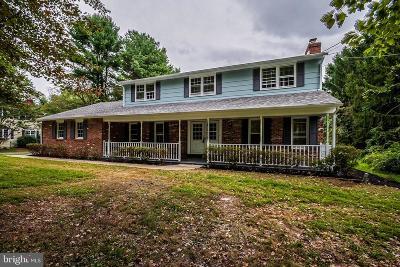 Newark Single Family Home For Sale: 32 The Horseshoe